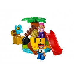 LEGO 10604 Ostrov pokladů
